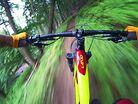 Specialized Turbo Levo FSR trails shred in Srebrna Gora (Poland)