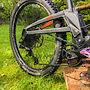 Orange Bikes Four