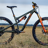 Rocky Mountain Instinct BC Alloy Custom Build