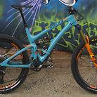 2018 Yeti Cycles SB6 Turq