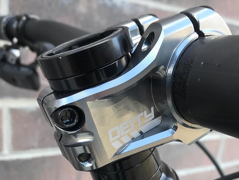 Custom SB130 AXS / ENVE / DEITY Build