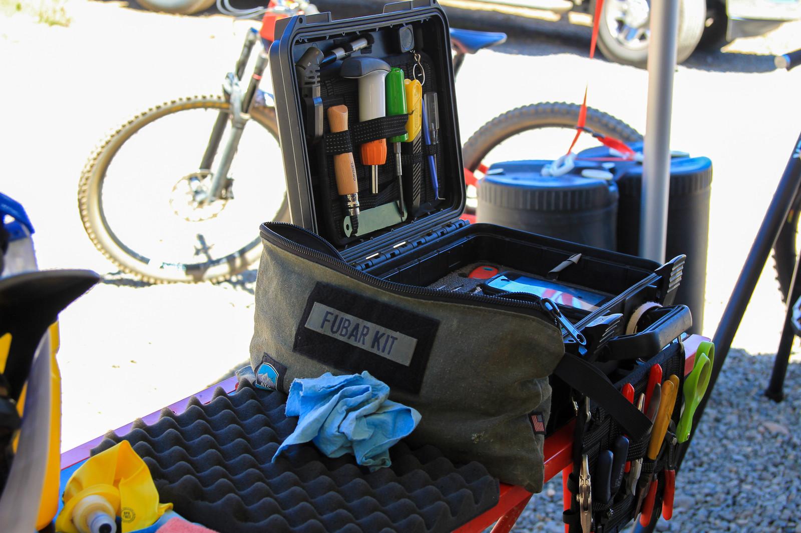 Fubar Proof - Pit Bits 2019 Enduro World Series - Northstar - Mountain Biking Pictures - Vital MTB