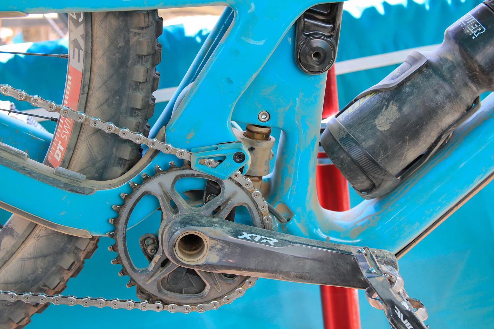 Infinitely Dusty - Pit Bits 2019 Enduro World Series - Northstar - Mountain Biking Pictures - Vital MTB