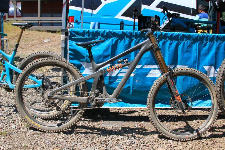 SB165 27.5 DH Bike? PIT BITS - Enduro World Series, Northstar