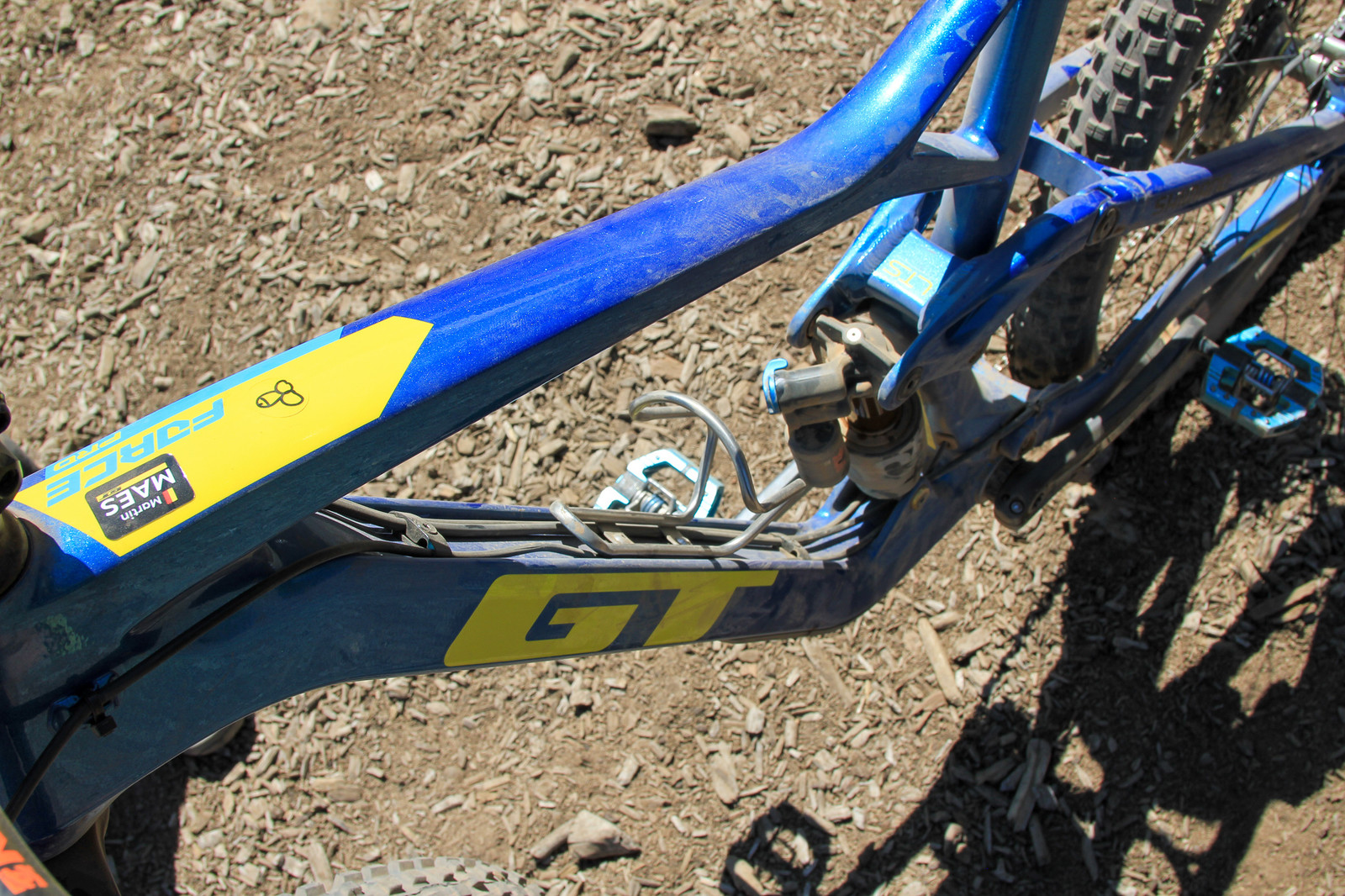 Tidy Tubes - Pit Bits 2019 Enduro World Series - Northstar - Mountain Biking Pictures - Vital MTB