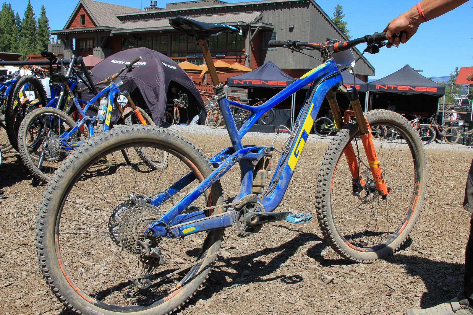 Martin Maes is Back - Pit Bits 2019 Enduro World Series - Northstar - Mountain Biking Pictures - Vital MTB