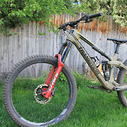 2020 Transition Scout - Custom Dirty Build