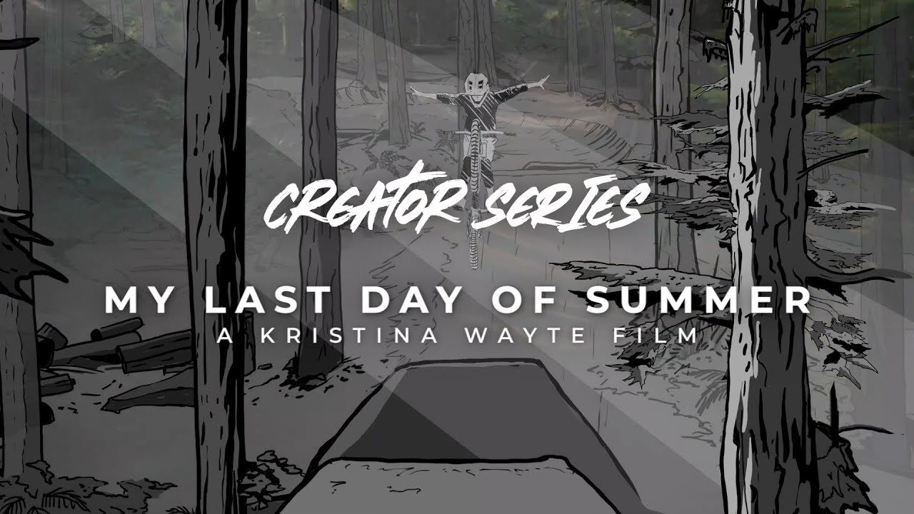 Race Face Creator Series: My Last Day of Summer by Kristina Wayte