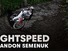 Brandon Semenuk in Lightspeed