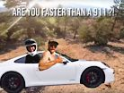 Cam Zink: Are You Faster Than a Porsche 911?
