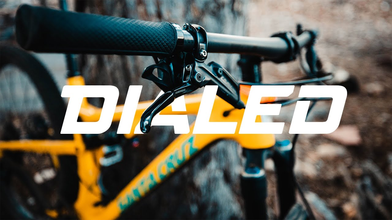 Can This Cure Arm Pump? Dialed Explores Brake Lever Positioning