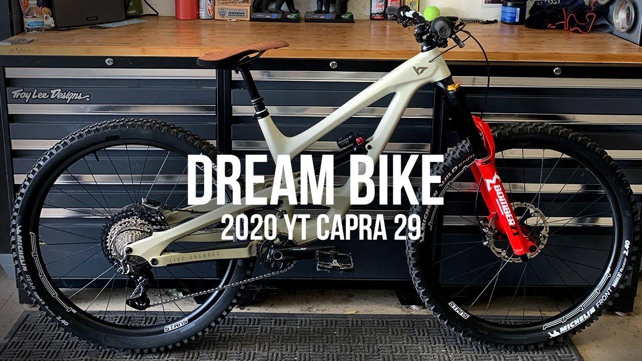Cam Zink Builds His New Capra - Pro Set Up Tips