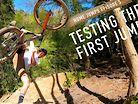 Backyard Dirt Jump Testing With Brendan Fairclough