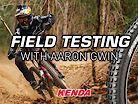 Developing and Testing the Kenda Pinner With Aaron Gwin