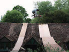 Brendan Fairclough's Rooftop Quarter Pipe