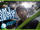 Do You Lose Air When Removing the Shock Pump?