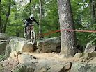 Downhill Southeast Round 2 with Neko Mulally
