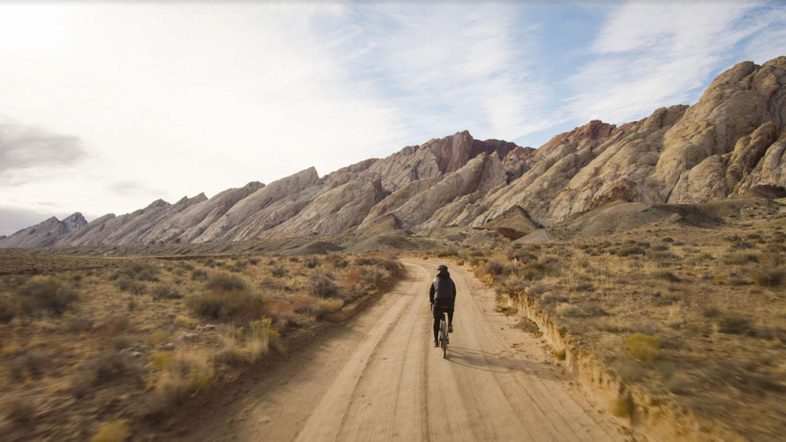 Mike Hopkins Wants You to Get Out and Ride - The Spirit of Adventure