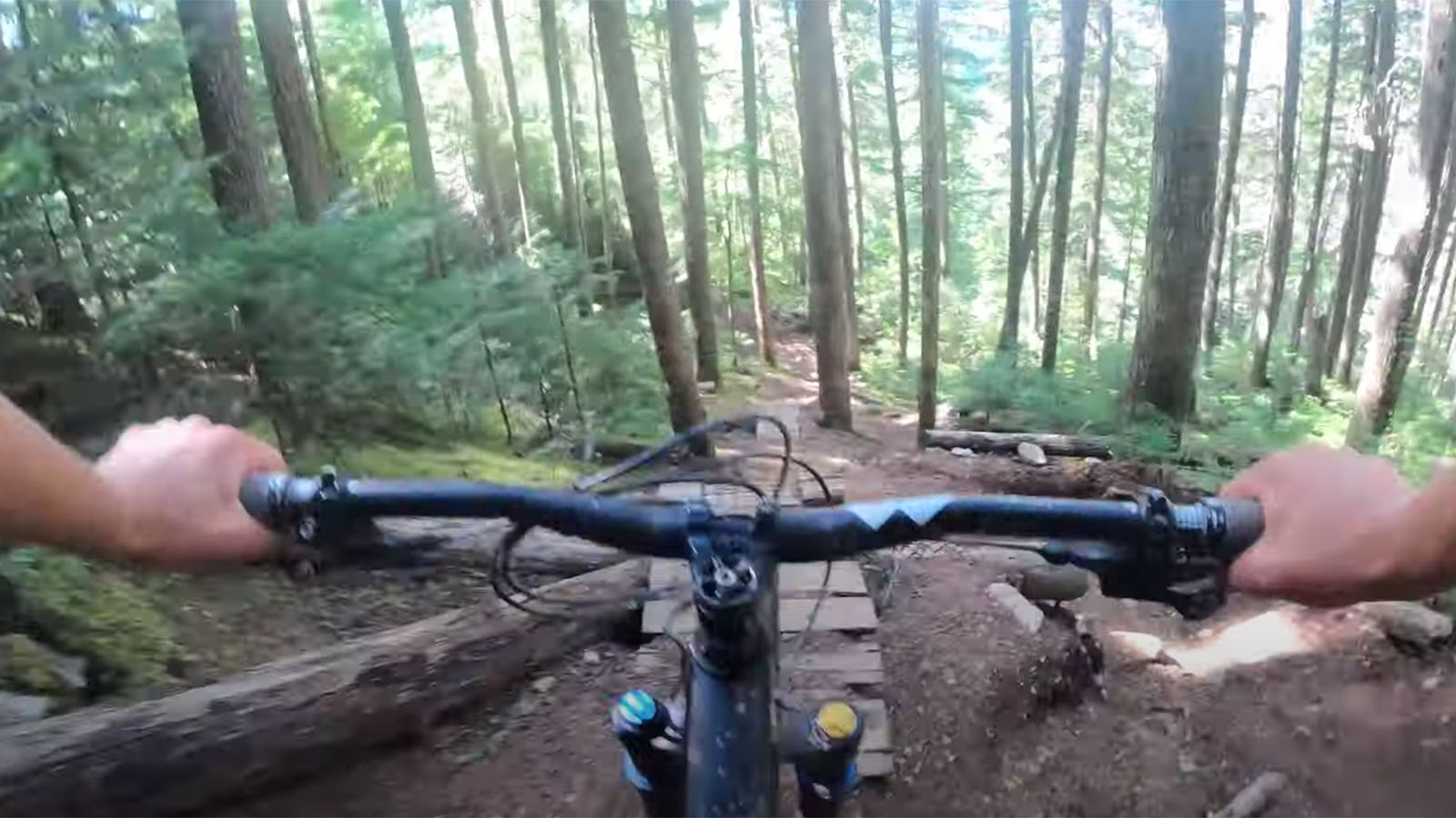 Finn Iles Makes His Case for the Best Trail in Whistler
