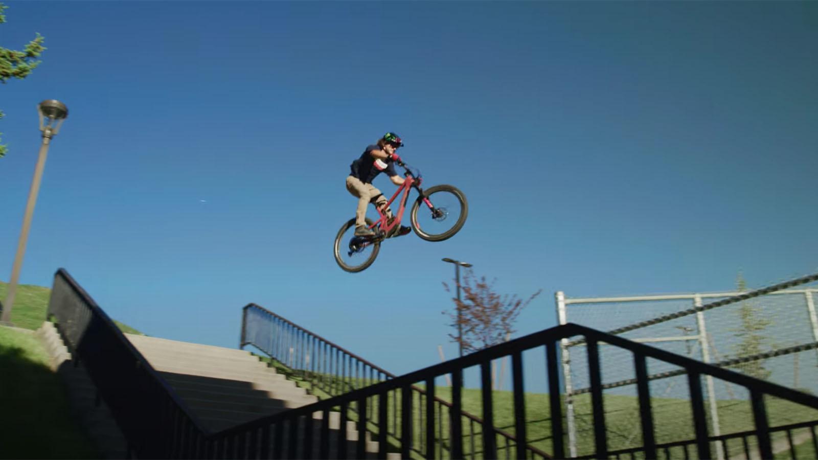 Mitch Ropelato's Skills Know No Limit