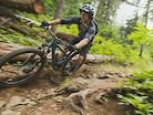 A Little Digging and a Lot of Riding - Adam Craig and the New Giant Trance X