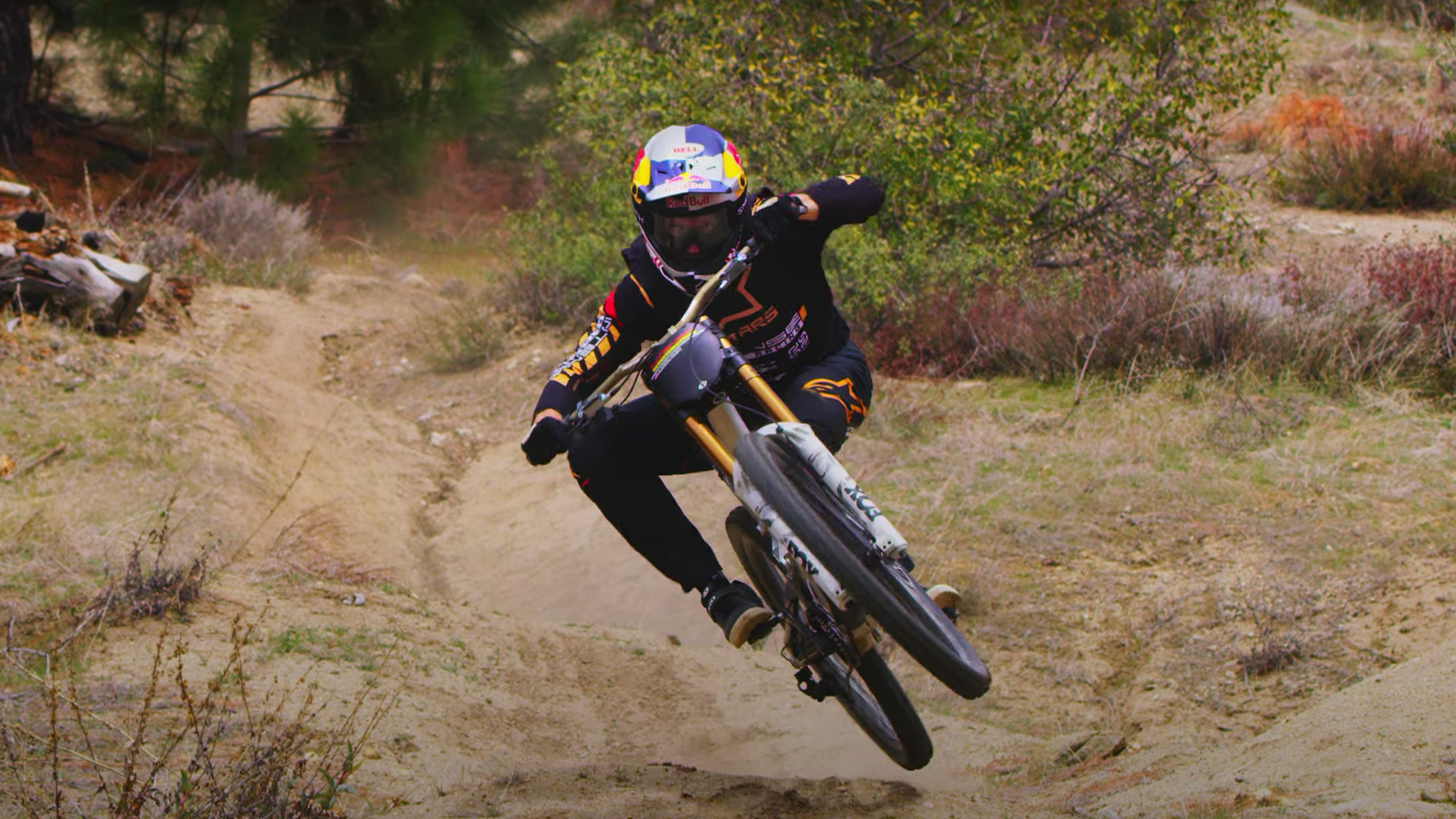 Aaron Gwin's Unquenchable Drive to Win - Timeless, Episode 1