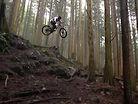 Steve Vanderhoek Hits Some Seriously Big Lines in the Woods