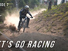 Break Your Frame Mid-Race? Grab Some Tape. - Let's Go Racing - Episode 7