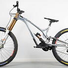 The DeLorean - 2021 Commencal Mullet