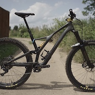 Specialized Stumpjumper S Works LT Ohlins