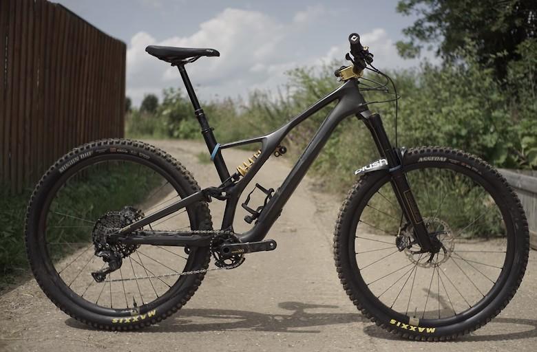 96ef26bd1cd Specialized Stumpjumper S Works LT Ohlins - Adam943's Bike Check ...