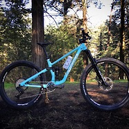 "Norco Sight 279 v3 ""Elsa of Arendelle"""
