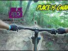 Gnarliest Bike Park Ever? Windrock Bike Park