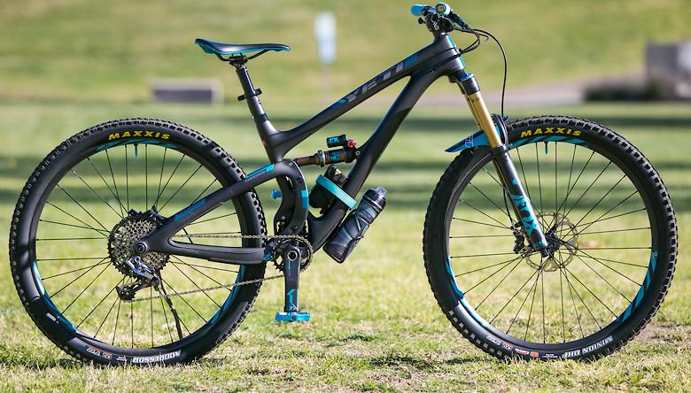 Yeti SB 5.5 The Beast!