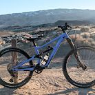 Specialized Status Blue Bomber