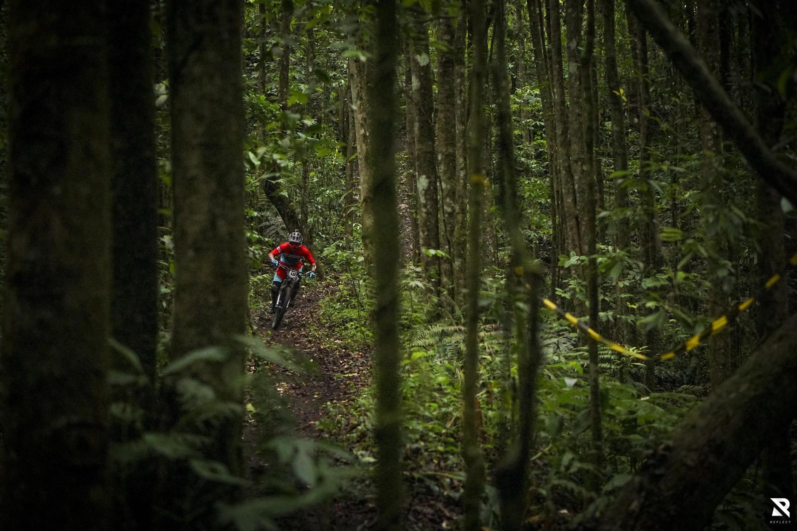 Through the Jungle - Ditra Pranata - RezaAkhmad - Mountain Biking Pictures - Vital MTB