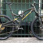 MONOTRACE - Second prototype - XXL Trail bike - homemade