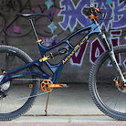 MONOTRACE - Numero 3 - Trail bike - homemade