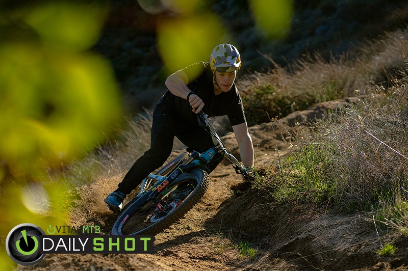 Richie Draggin Bars - AlexAnderson - Mountain Biking Pictures - Vital MTB