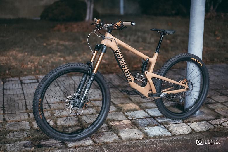 EXTed SantaCruz Nomad 4cc