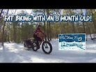 Fat Biking with an 8 Month Old