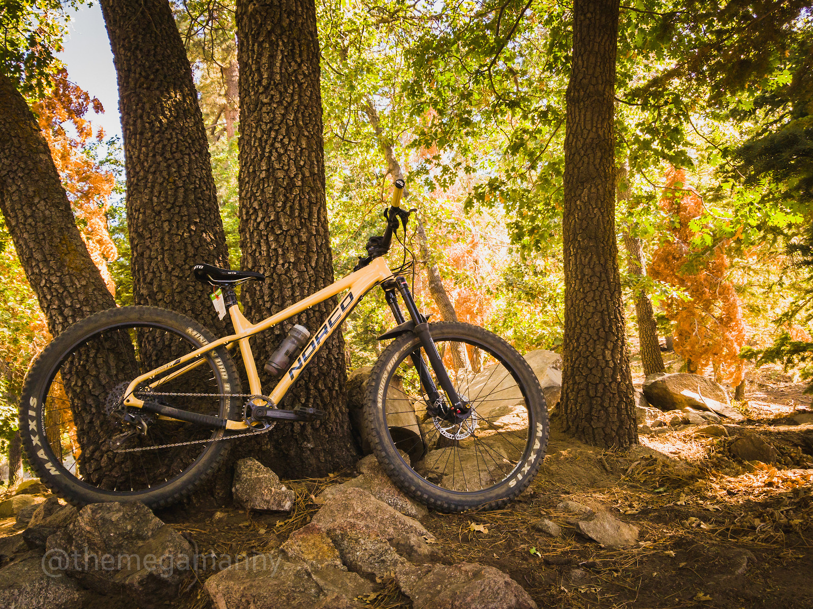 TheMegaManny's Norco Torrent 2 HT