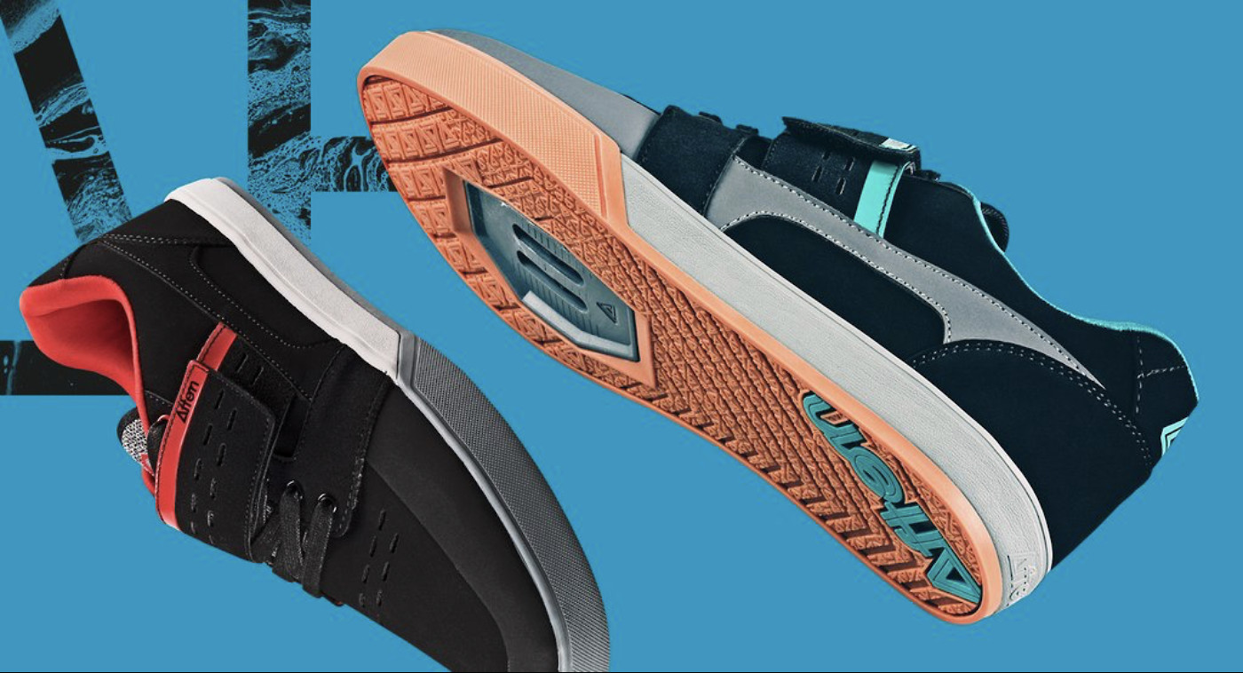 Vectal Clipless Shoes - Afton Shoes - Mountain Biking Pictures - Vital MTB
