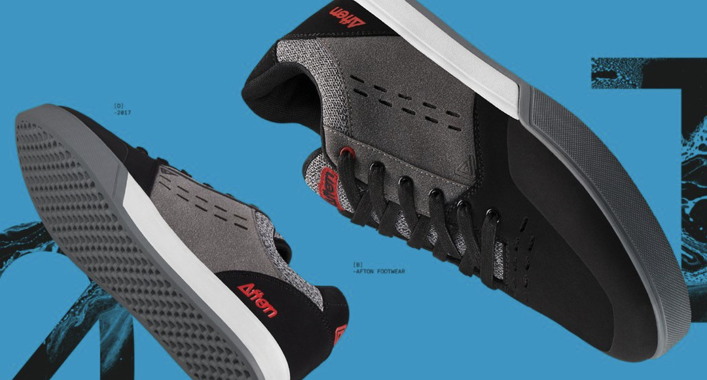 Keegan Flat Shoes $99.99 - Afton Shoes - Mountain Biking Pictures - Vital MTB