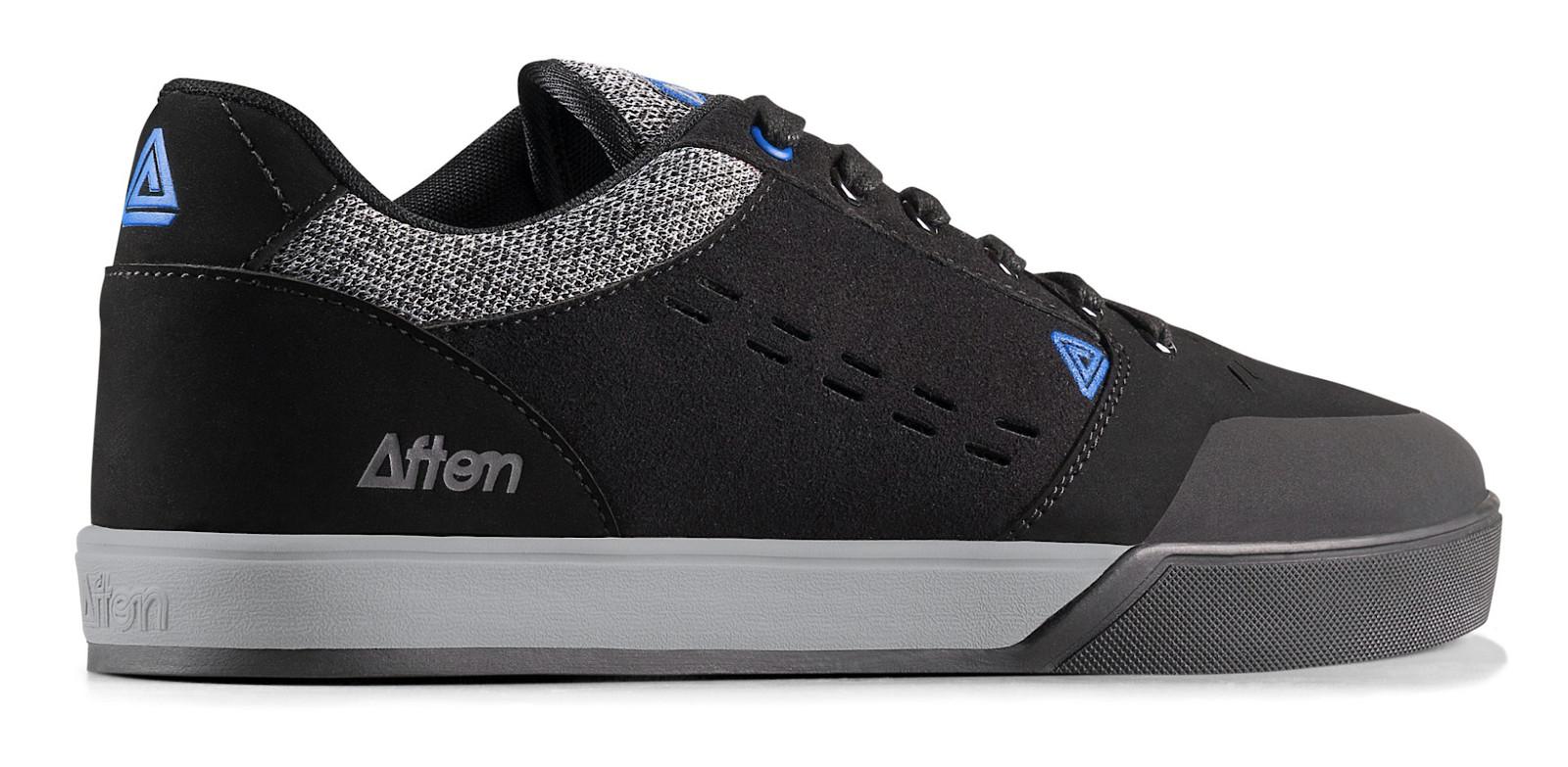 Keegan Black/Blue $99.99 - Afton Shoes - Mountain Biking Pictures - Vital MTB