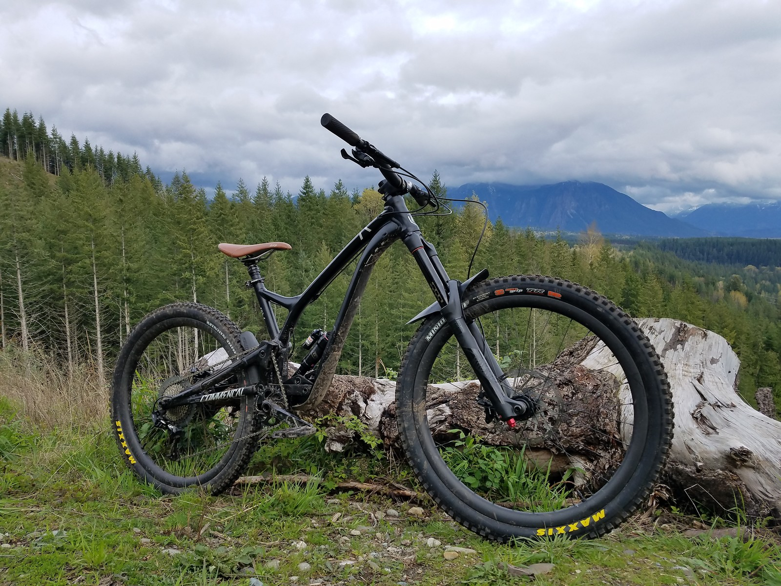2018 Commencal Supreme SX