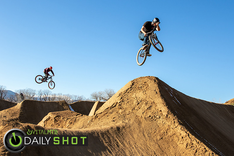Sundays Are For Trains - scottcodyphoto - Mountain Biking Pictures - Vital MTB