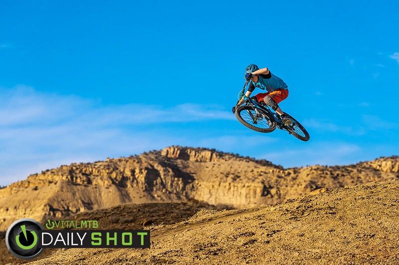 Fruita Flying - scottcodyphoto - Mountain Biking Pictures - Vital MTB
