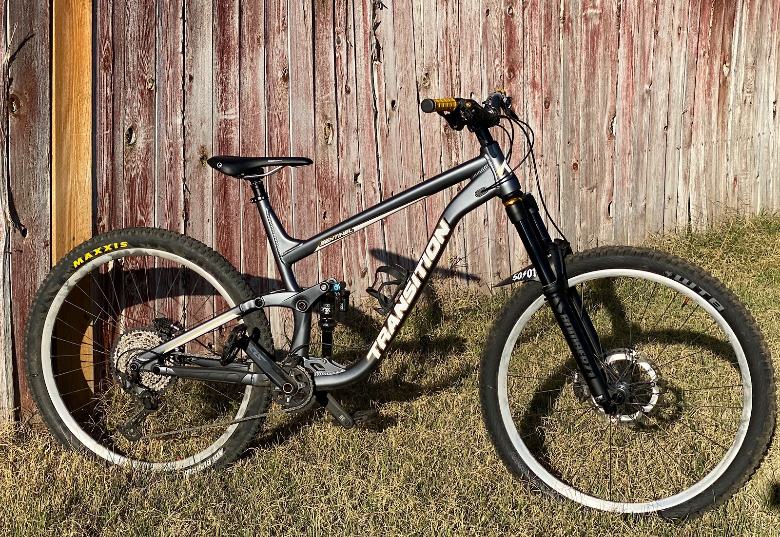 2019 Transition Sentinel Alloy XXL