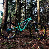 Santa Cruz Megatower CC AXS Custom Build